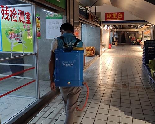 赣州超市消杀